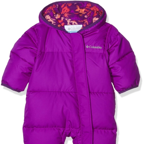 bf2045ad2 Columbia Jackets & Coats   Baby Girls Snuggly Bunting Snowsuit ...